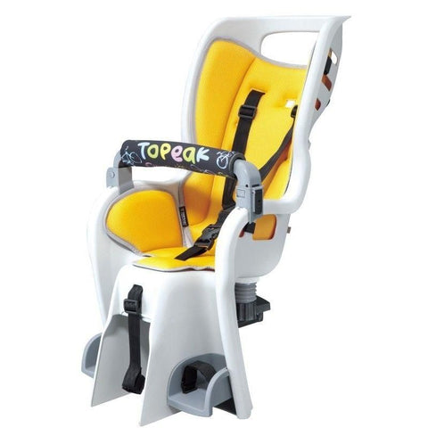 Image of Topeak TCS2204 Standard Baby Seat-II and Rack - TheBikesmiths