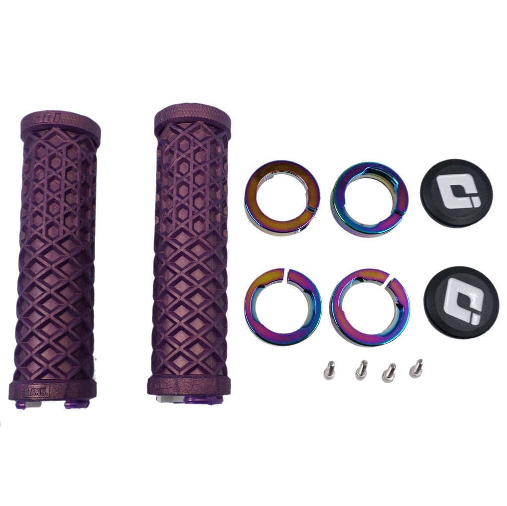 ODI Vans Lock-On 130mm Lock On Grips - TheBikesmiths