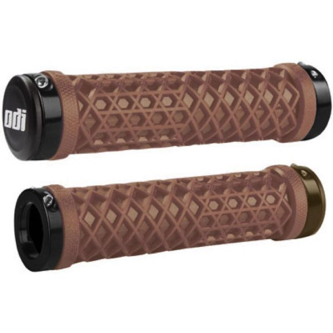ODI Vans Lock-On 130mm Lock On Grips