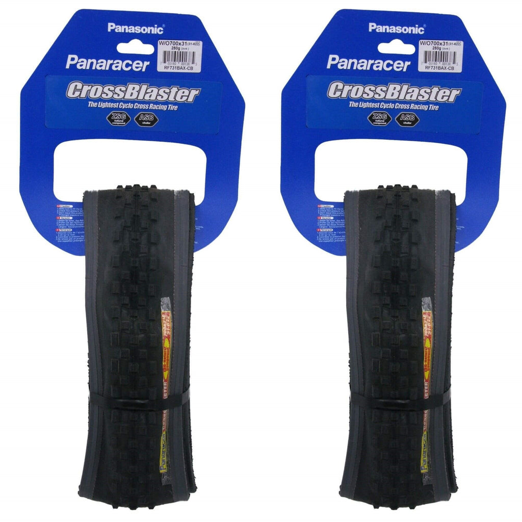 Panaracer Crossblaster 700x31 Folding CX Tire