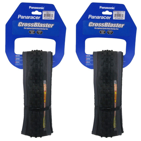 Image of Panaracer Crossblaster 700x31 Folding CX Tire