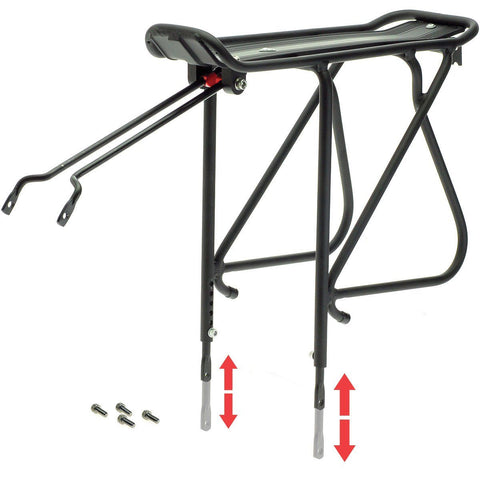 "Image of Axiom Journey Adjustable 2429 Rear Rack 24""-29"" - TheBikesmiths"