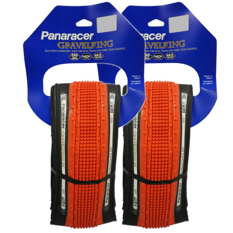 Image of Panaracer Gravel King SK TLC Limited Edition 700c Tubeless Ready Tire - 2 Pack
