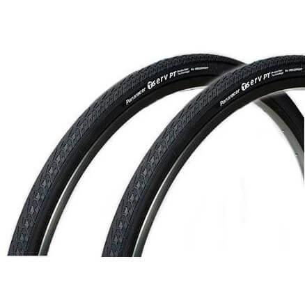 Image of Panaracer T-Serv PT 700c Folding Tire - Pair - TheBikesmiths