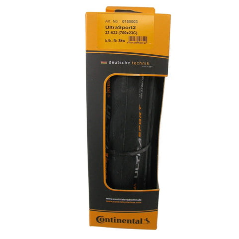 Image of Continental Ultra Sport II 700c Folding Tire - TheBikesmiths
