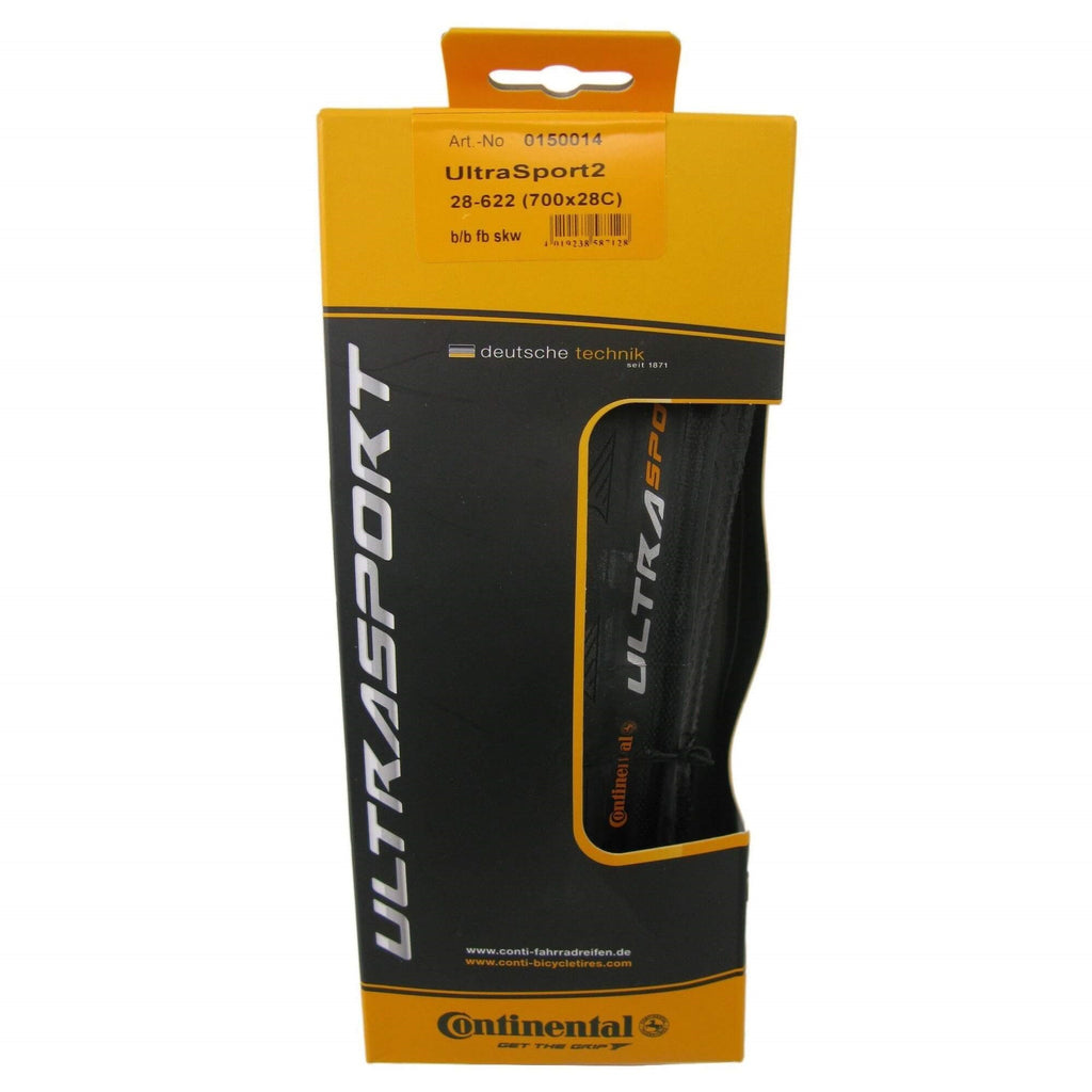 Continental Ultra Sport II 700c Folding Tire - TheBikesmiths