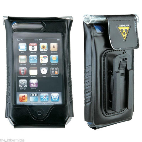 Image of Topeak TT9830B Waterproof Smart Phone Bag - TheBikesmiths