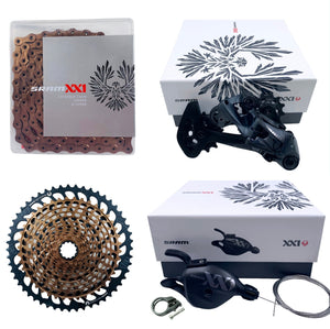 SRAM XX1 Eagle 12 Speed 4 Piece Trigger Shift Groupset