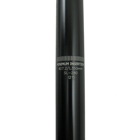 Image of FSA SL-280 Alloy 350mm Seatpost - TheBikesmiths