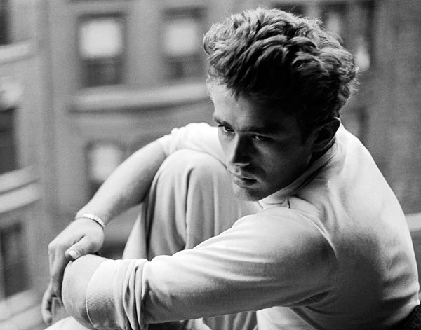 11 Rare James Dean Photographs Go on Sale