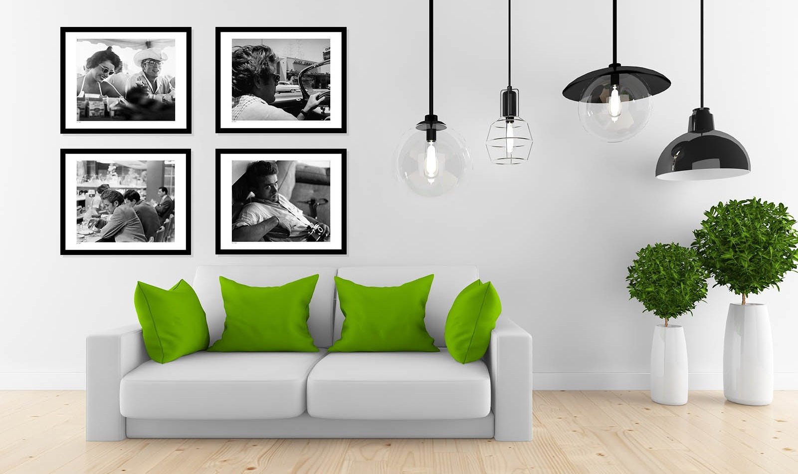 James Dean Fine Art Prints
