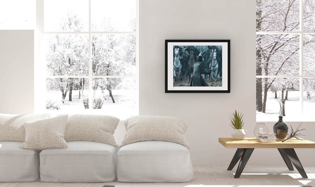 GAME OF THRONES: OFFICIAL FINE ART PHOTO PRINTS - Classic Stills
