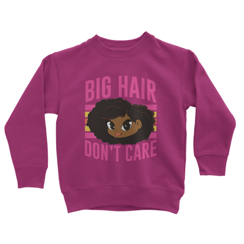 Big Hair  Sweatshirt