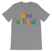 Load image into Gallery viewer, Mini Activist T-Shirt