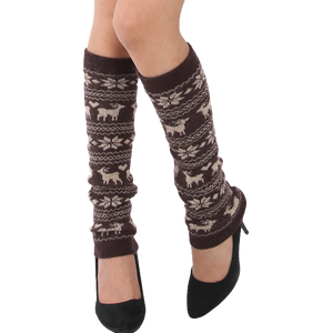 Women's Footless Leg Warmers