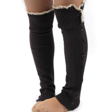 Women's Long Leg Warmers