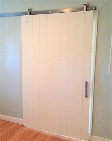 Vertical Slat Barn Door