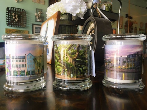 Nova Candle Co. Candles