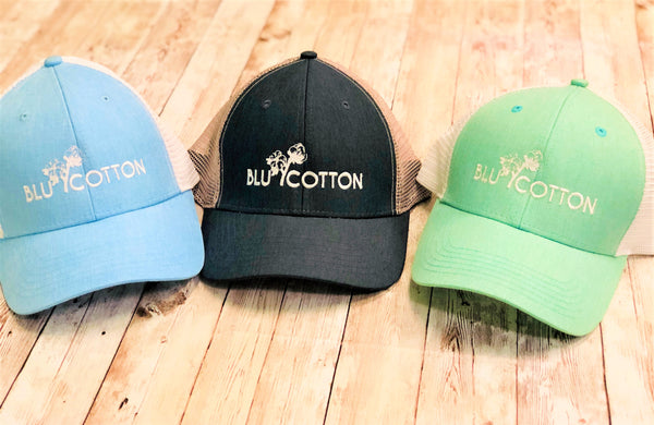 BLU Cotton Hats