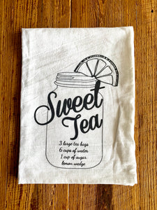 Sweet Tea Dish Towel