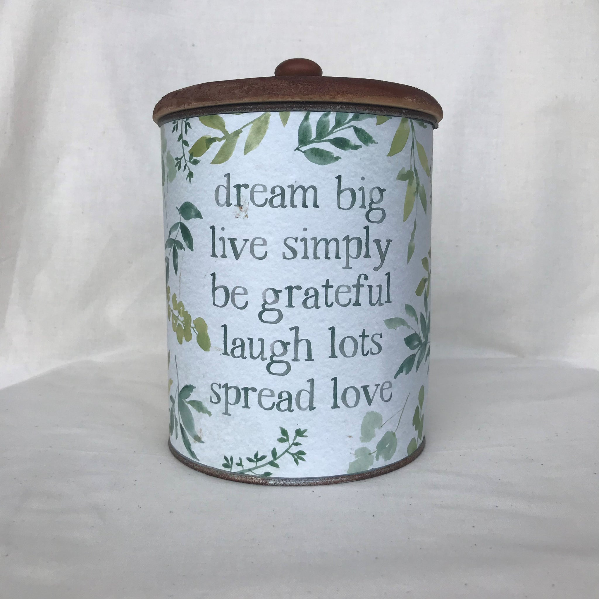 Dream Big Canister