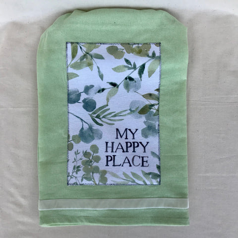 Happy Place Dish Towel