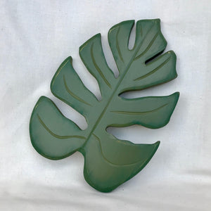 Small Monstera Leaf Sign