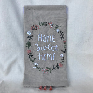 Home Sweet Home Dish Towel