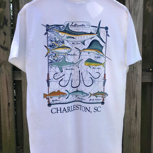Charleston Fish T-Shirt