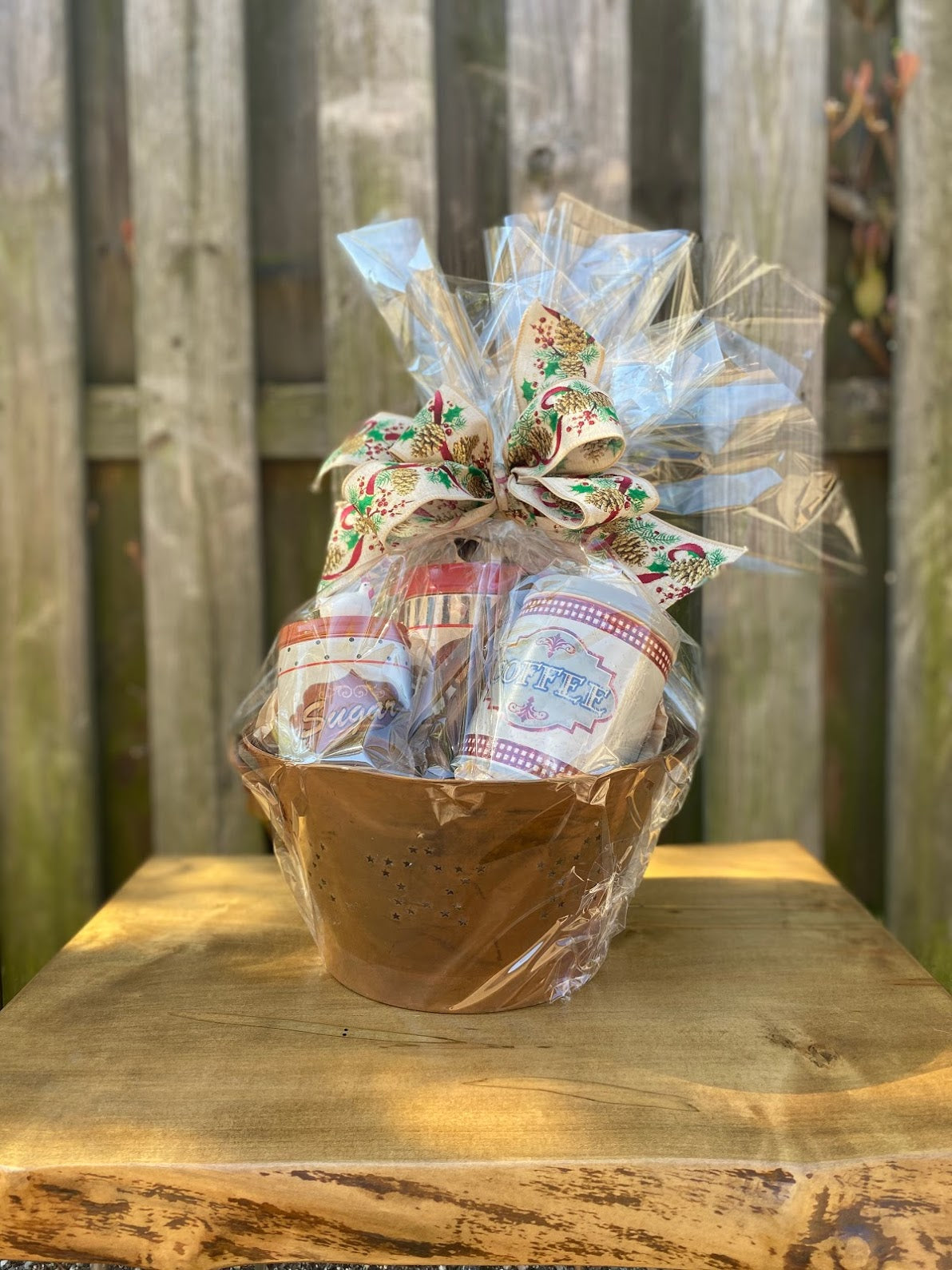 Farm House Gift Basket  (Ships in 2 Days)