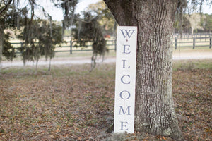 Welcome Sign, Large