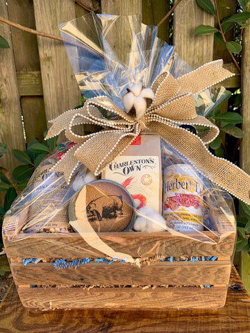 A Taste of the South- Charleston Crate