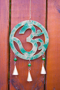 Om Chime is great for outdoors or in a yoga studio!
