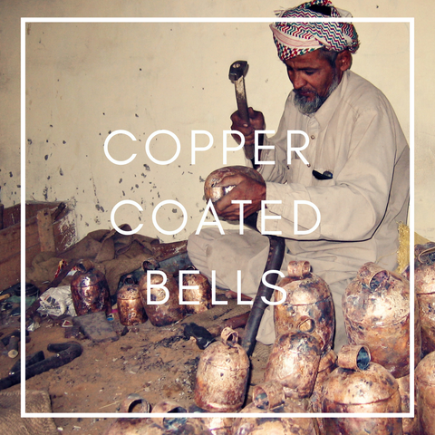 Artisan Artform: Copper Coated Bells