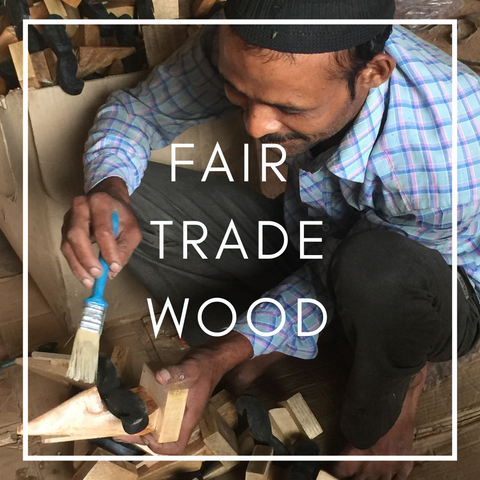 Artisan Artform Fair Trade Wood