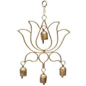 Blooming Lotus Chime (Expected in stock 9/23)