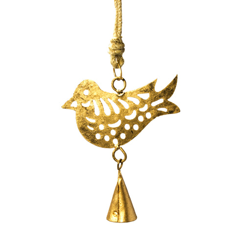 Cutout Bird Chime-Mini