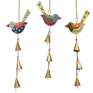 Blossom Bird Chimes - Set of 3 | EXPECTED IN STOCK MARCH 2020