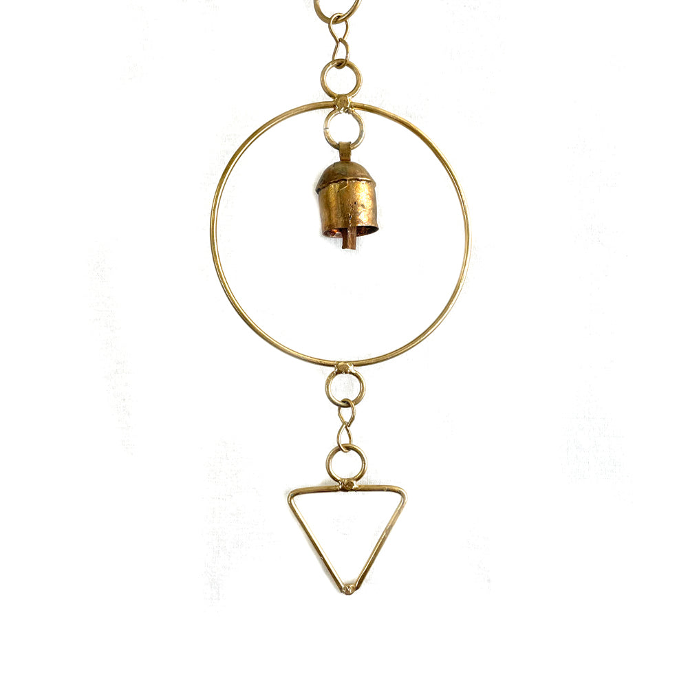 Geometric Circle Chime - PREORDER - Expected in stock 3/8