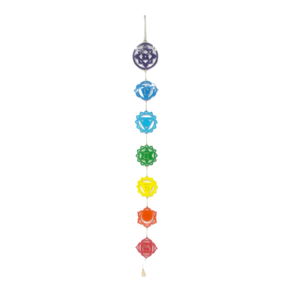 NEW Rainbow Chakra Chime | PREORDER - EXPECTED IN STOCK MARCH 2020