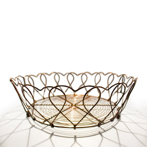 Wire Hearts Bowl