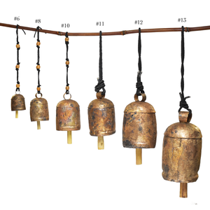 Solo Copper Bell - Medium #8 ESTIMATED BACK IN STOCK MARCH 2020