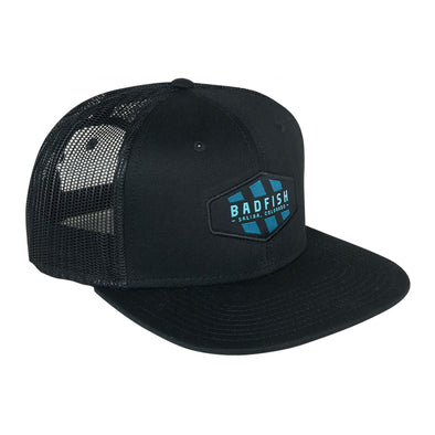 3 Stripe Snapback Hat