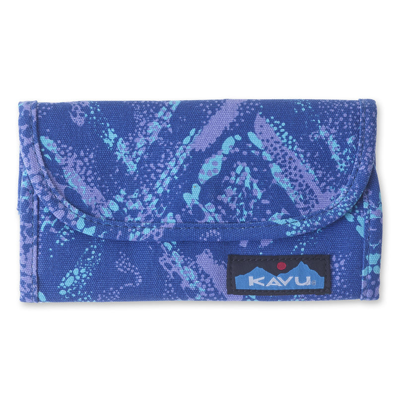 KAVU Big Spender Trifold Wallet Prickle Perfect