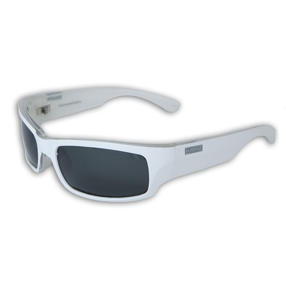 White/Med Gray Polarized
