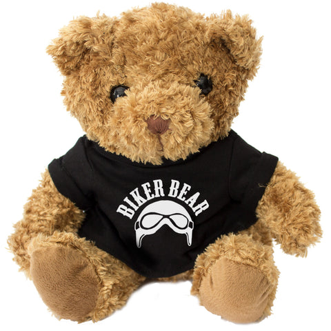 Biker Bear Teddy Bear