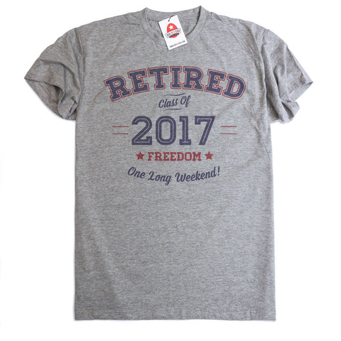 Retired T-Shirt Retirement Gift