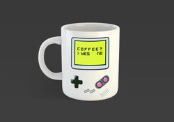 Caneca Game boy