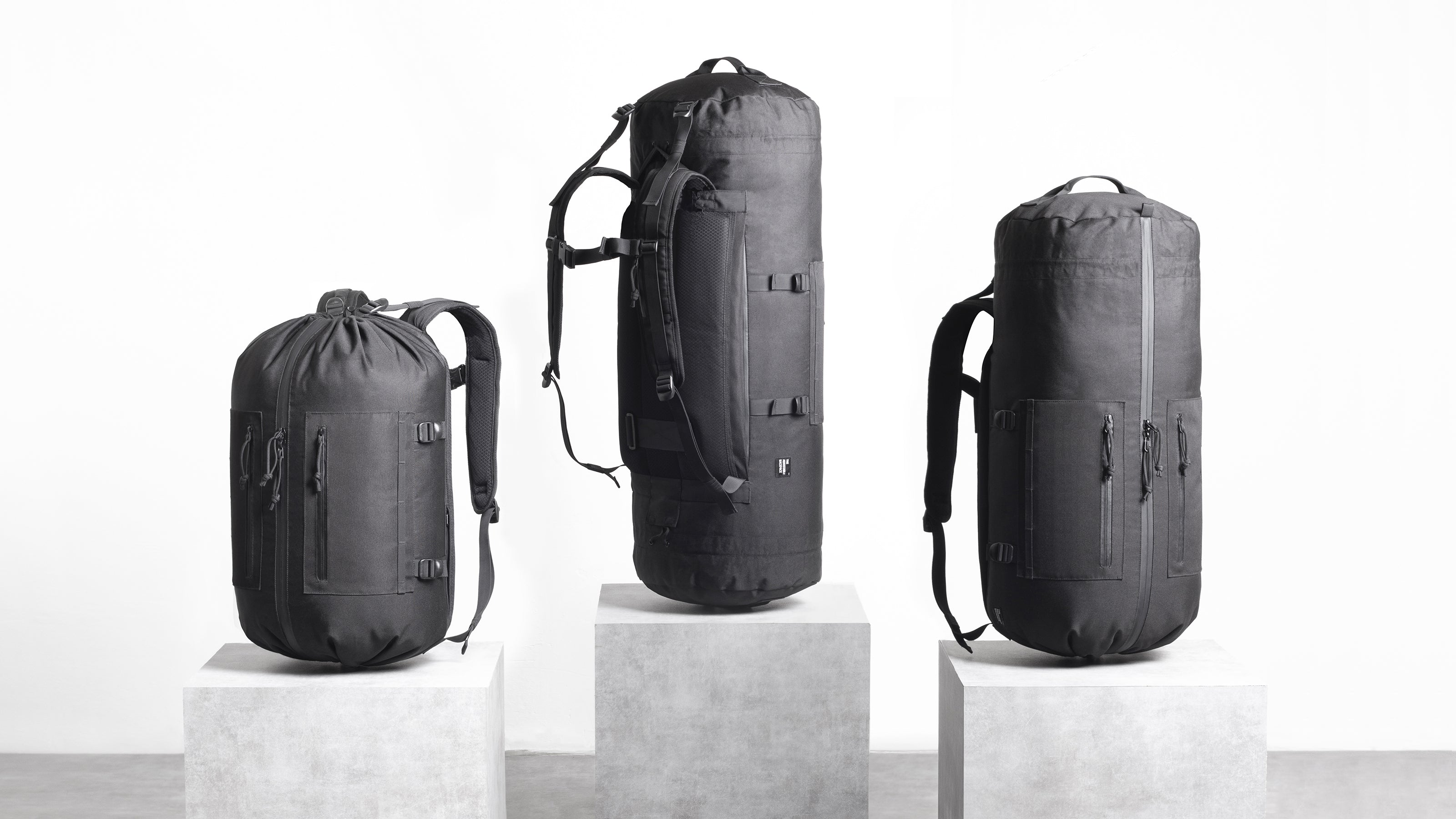 The Adjustable Backpack B3