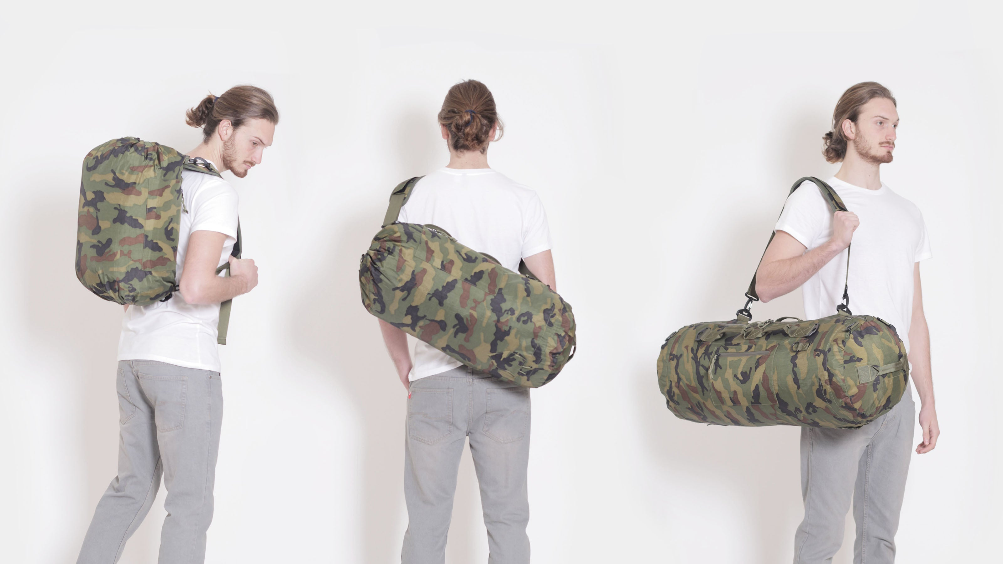The Adjustable Bag A10 Camo